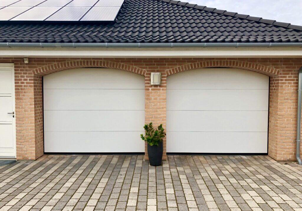 Garageport model Style